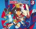 Tome 3 de Pokémon Rubis et Saphir annoncé !