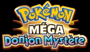 Pokémon_Méga_Donjon_Mystère_logo