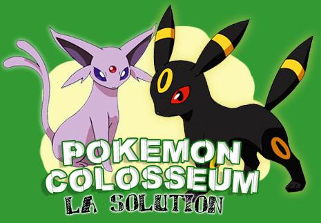 ColosseumSoluce