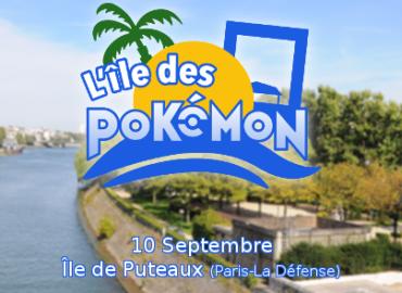 Ile des Pokemon - Ban v3