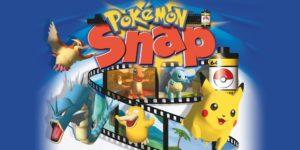 Pokemon Snap - Boxart