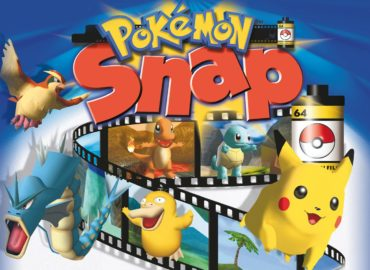 Pokemon Snap - Boxart
