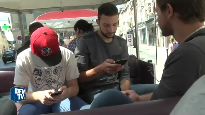 Pokemon GO - Poketrain Caen
