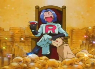Pokemon - James riche