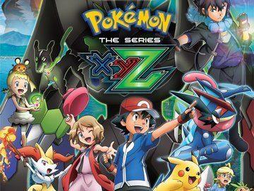 saison 19 Pokémon XYZ une