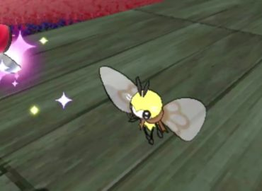 Pokemon Soleil Lune - Evolution Bombydou