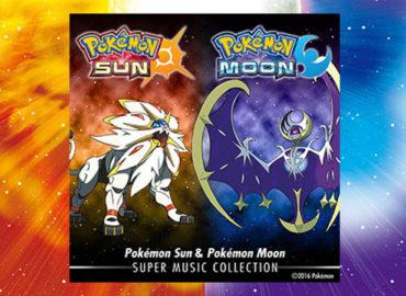 Pokemon Soleil Lune - OST - PlF