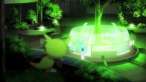 pokémon méga évolution 004 expérience pouic z1