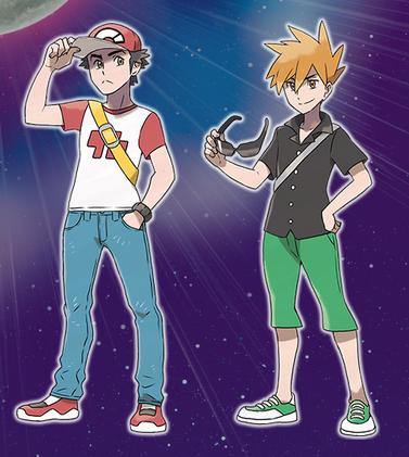 pokemon blue how to get to pokemon league