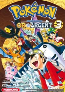 tome 3 manga or et argent