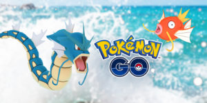 Pokémon GO - Festival Aquatique