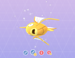 Pokémon GO - Magicarpe chromatique